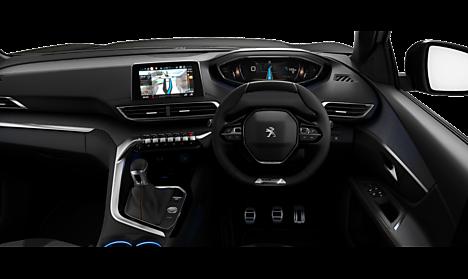Peugeot 3008 SUV GT Line Premium Interior