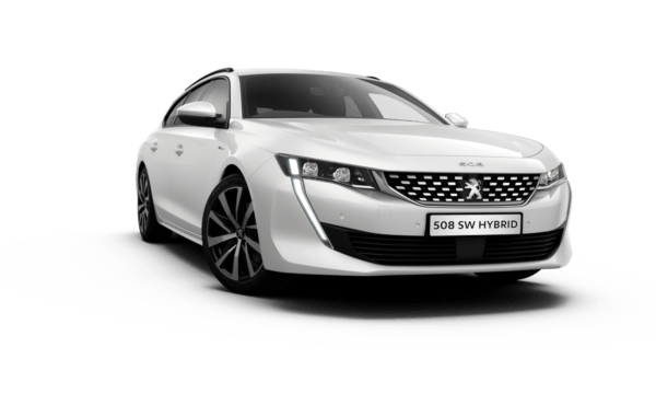 All-New 508 SW GT Line HYBRID 225 e-EAT8 8-speed automatic