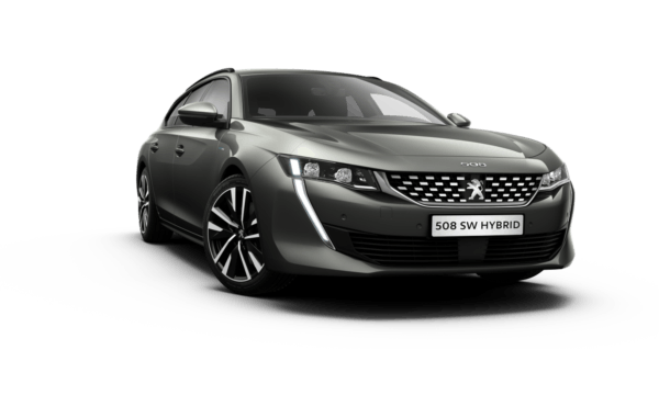 All-New 508 GT HYBRID 225 e-EAT8 8-speed automatic