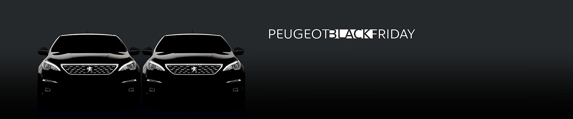 Peugeot Black Friday Event Large
