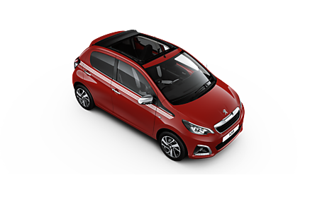 Peugeot 108 TOP! Collection Exterior