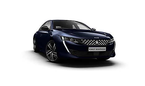 Peugeot All-new 508 First Edition in Twilight Blue