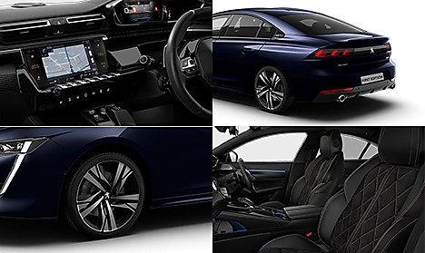 choose trim configure peugeot all new 508 peugeot uk. Black Bedroom Furniture Sets. Home Design Ideas