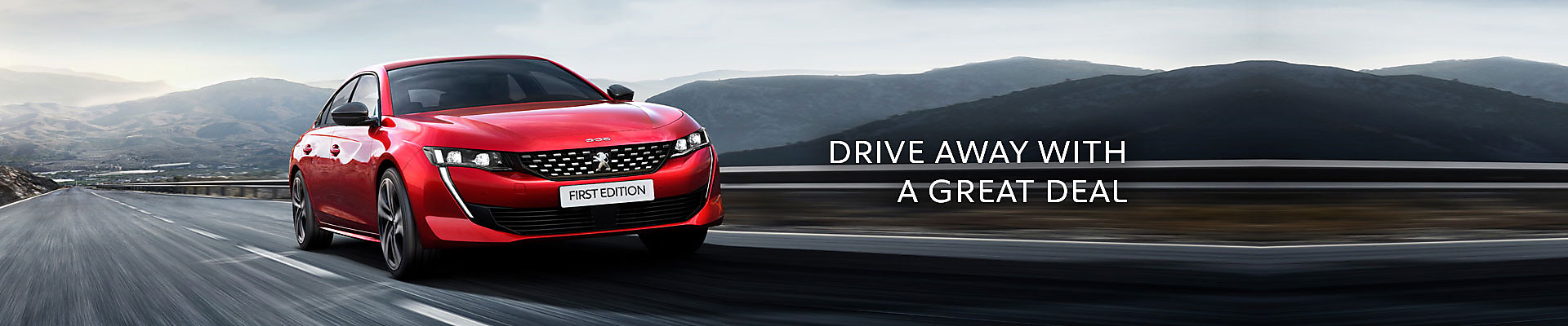 Peugeot All-new 508 First Edition in Ultimate Red