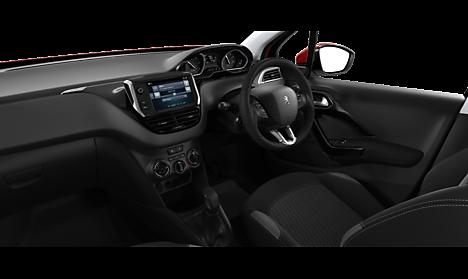 Peugeot 208 Active Interior