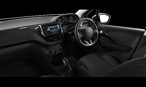 Peugeot 208 Allure Interior