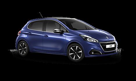 Peugeot 208 Allure Premium Exterior