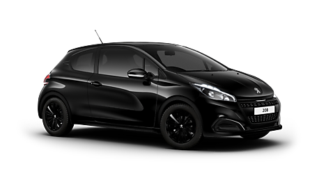 Peugeot 208 Black Edition Exterior