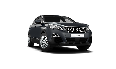 Peugeot New 3008 SUV Active Exterior