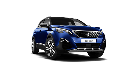 Peugeot New 3008 SUV GT