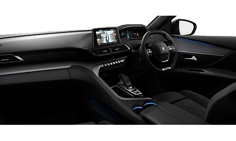 Peugeot New 3008 SUV GT Interior