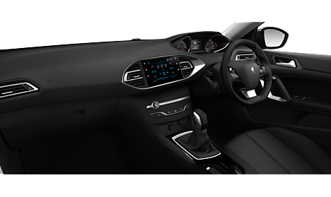 Peugeot New 308 SW Active Interior