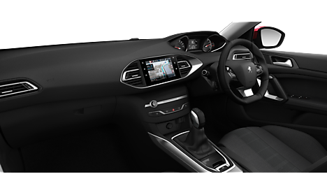 Peugeot New 308 SW Allure Interior