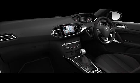 Peugeot New 308 SW GT Line Interior