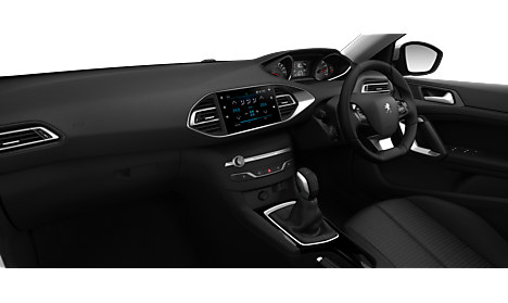Peugeot New 308 Active Interior