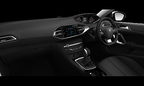 choose trim | configure peugeot 308 - peugeot uk