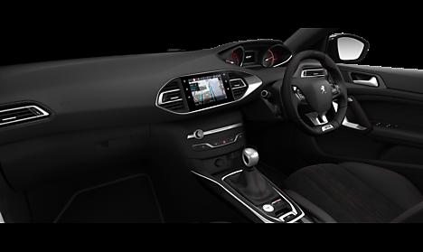 Peugeot New 308 GT Interior