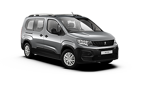 Peugeot all-new Rifter Active Long in Cumulus Grey