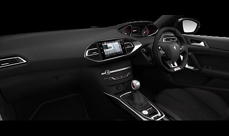 Peugeot New 308 GTi 270 Interior