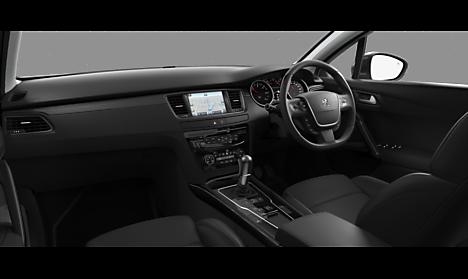 Peugeot 508 SW Allure Interior