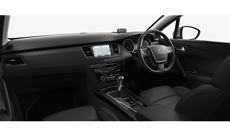 Peugeot 508 SW GT Interior