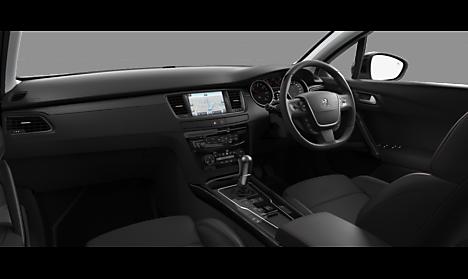 Peugeot 508SW GT Line Interior