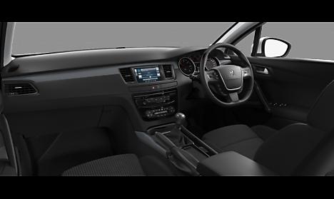 Peugeot 508 Active Interior