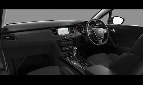 Peugeot 508 Allure Interior