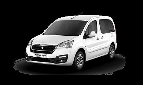 Peugeot Partner Tepee Active Exterior