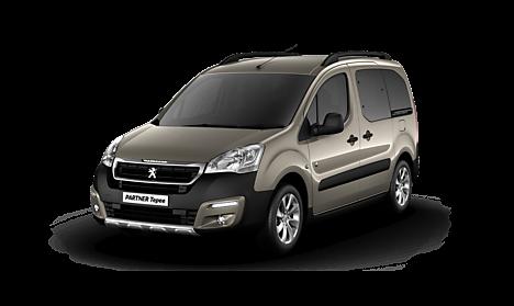 Peugeot Partner Tepee Outdoor Exterior