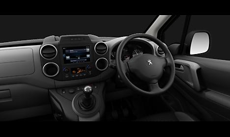Peugeot Partner Tepee Outdoor Interior