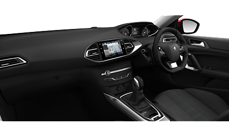 Peugeot New 308 Allure Interior