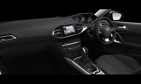 Peugeot New 308 Allure Interior