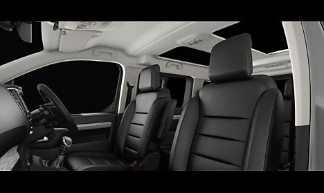Peugeot Traveller Allure Compact Interior
