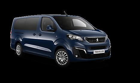 Peugeot Traveller Long Active Exterior