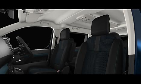 Peugeot Traveller Long Active Interior