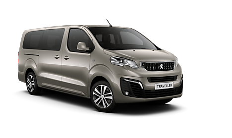 Peugeot Traveller Long Allure Exterior