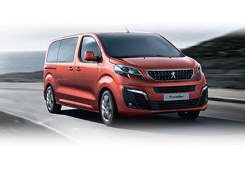 Peugeot Traveller Configure a Car