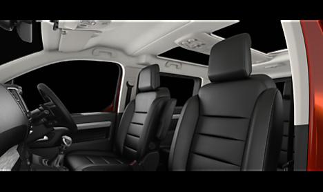 Peugeot Traveller Allure Standard Interior