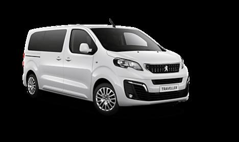 Peugeot Traveller Active Standard Exterior