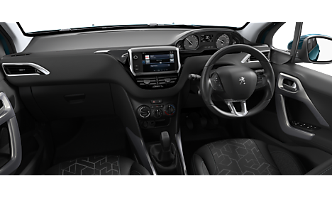 Peugeot 2008 SUV Active Interior