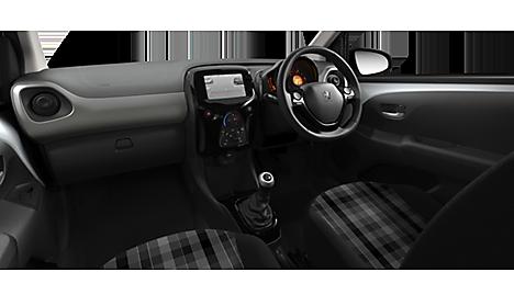 Peugeot 108 Allure Interior