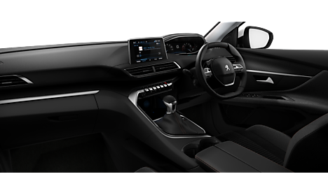 Peugeot New 5008 SUV Active Interior