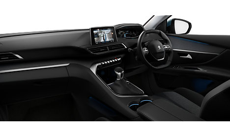 Peugeot New 5008 SUV Allure Interior