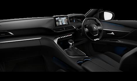 Peugeot New 5008 SUV GT Line Interior
