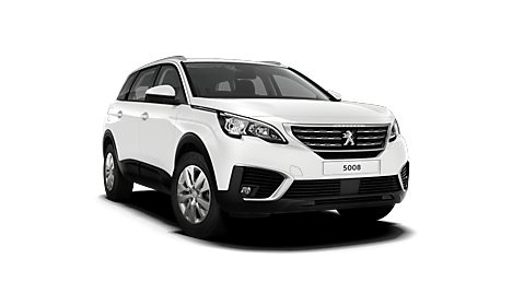 Peugeot New 5008 SUV Active Exterior in Bianca White