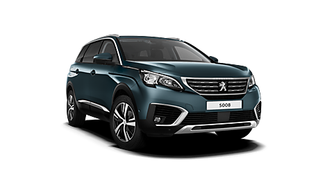 Peugeot New 5008 SUV Allure Exterior in Emerald