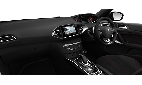 Peugeot New 308 SW GT Interior