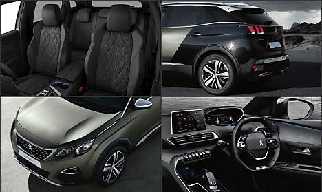 choose trim | configure peugeot 3008 suv - peugeot uk