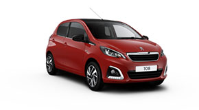 Peugeot Just Add Fuel - Peugeot 108 Hatchback